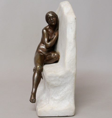 Chained Andromeda, Gustave Obiols 1858/1910 -