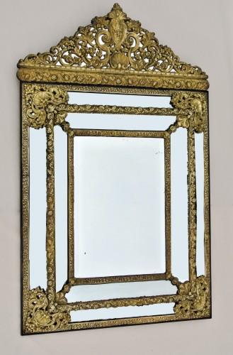 Mirror Napoléon III - Mirrors, Trumeau Style Napoléon III