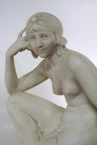 20th century - Oriental dancer Telemaco Cipriani (XIXème/XXème)