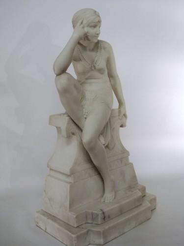 Art Déco - Oriental dancer Telemaco Cipriani (XIXème/XXème)