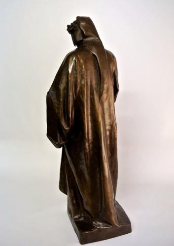 Sculpture  - Dante Alighieri- Affortunato Gory (1895/1925)