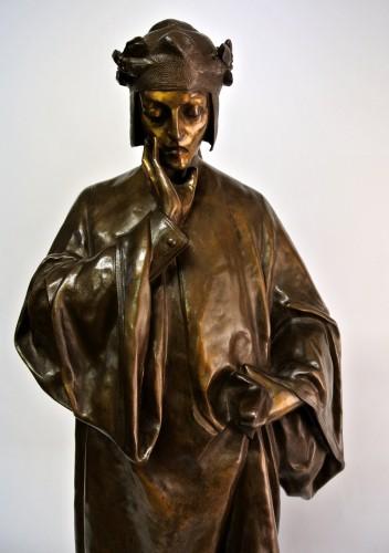 Art Déco - Dante Alighieri- Affortunato Gory (1895/1925)
