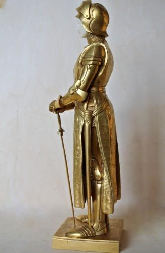 """Jehanne la Sainte"" Prosper d'Epinay (1836/1914) -"