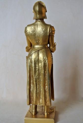 """""""Jehanne la Sainte"""" Prosper d'Epinay (1836/1914) - Art nouveau"""