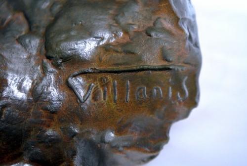 """Antiquités - """"Prise de corsaire"""" Emmanuel Villanis (1858/1914)"""
