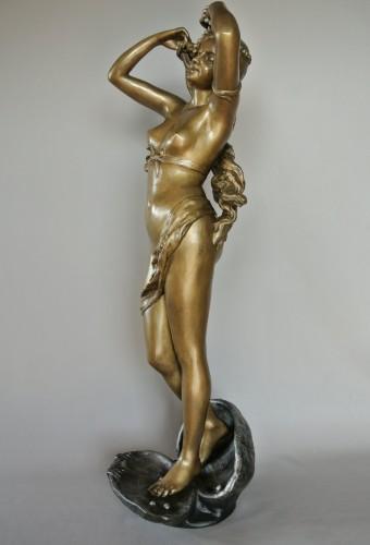 """""""Vénus"""" Emile Laporte (1858/1907) - Sculpture Style Art nouveau"""