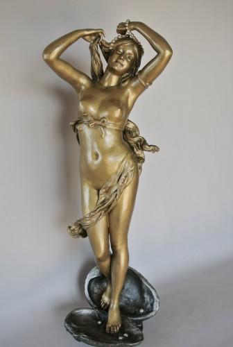 "19th century - ""Vénus"" Emile Laporte (1858/1907)"
