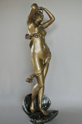 """""""Vénus"""" Emile Laporte (1858/1907) - Art nouveau"""