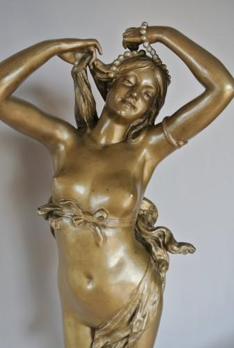 """Art nouveau - """"Vénus"""" Emile Laporte (1858/1907)"""