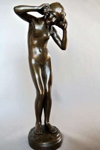 "Sculpture  - ""Echo of the sea"" Lucien Alliot (1877/1967)"