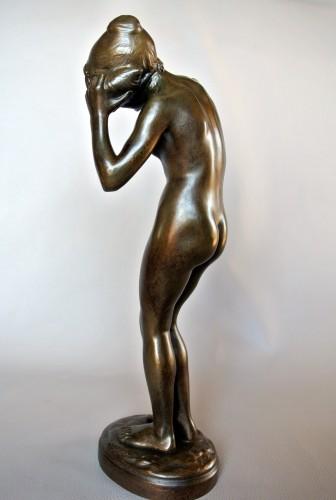 """""""Echo of the sea"""" Lucien Alliot (1877/1967) - Art Déco"""