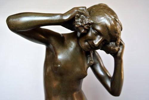 "Antiquités - ""Echo of the sea"" Lucien Alliot (1877/1967)"