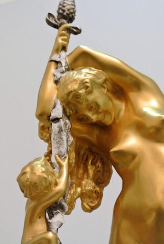 Art nouveau - Bacchante - Jean-Léon GEROME (1824/1904)