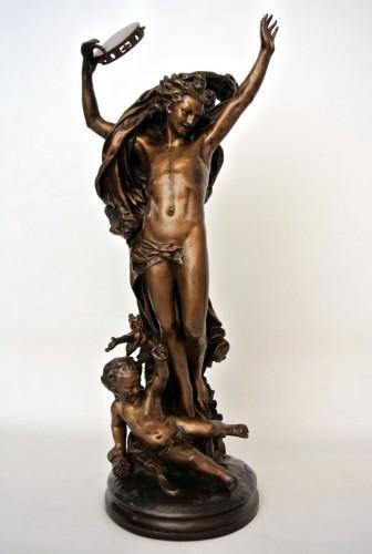 Le Génie de la danse, Jean-Baptiste Carpeaux (1827/1875)