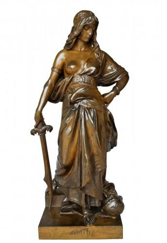 """Judith"" Eugène Aizelin (1821/1902)"
