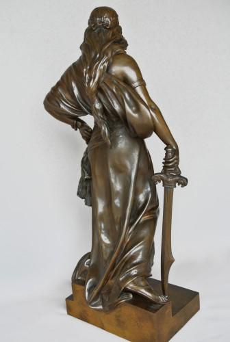 "19th century - ""Judith"" Eugène Aizelin (1821/1902)"