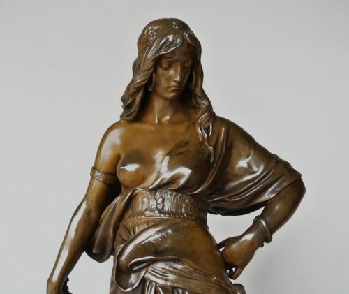 """Judith"" Eugène Aizelin (1821/1902) - Napoléon III"