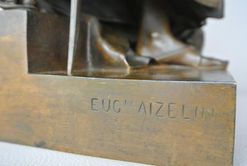 "Antiquités - ""Judith"" Eugène Aizelin (1821/1902)"