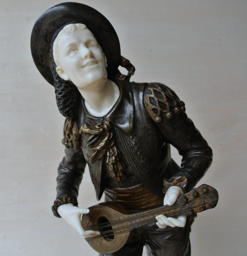 """Figaro"" Eutrope Bouret (1833/1906) -"