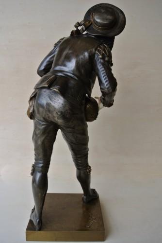 """19th century - """"Figaro"""" Eutrope Bouret (1833/1906)"""