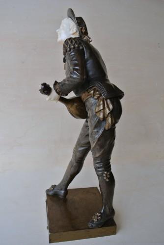 """Art nouveau - """"Figaro"""" Eutrope Bouret (1833/1906)"""