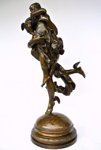 Mercure et Pandore, Vincent Désiré Faure de Broussé (1855/1908) -