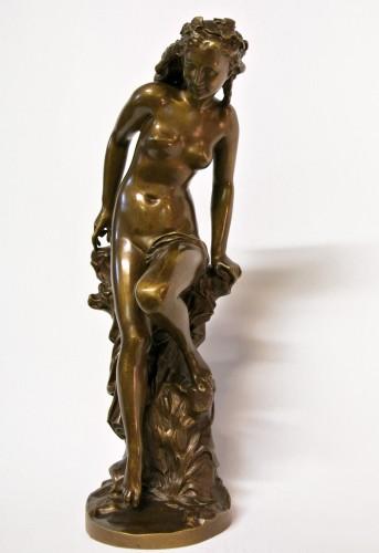 """""""La Frileuse"""" Jean-Baptiste Carpeaux (1827/1875) -"""