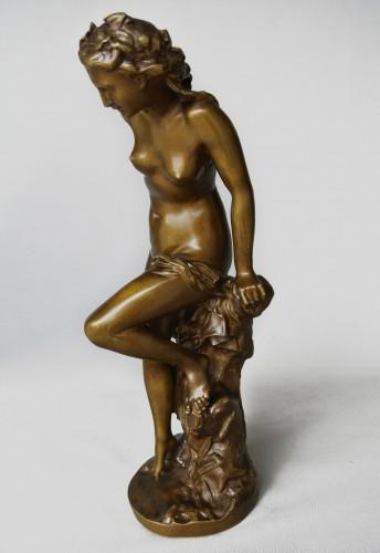 """20th century - """"La Frileuse"""" Jean-Baptiste Carpeaux (1827/1875)"""