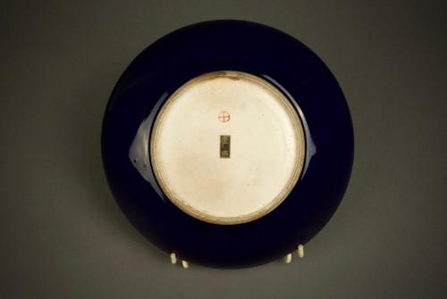 Ryozan – A Japanese plate of Kyoto view -