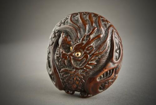 19th century - Ry?sa – Ryu dragon