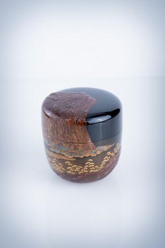 A Japanese o-natsume Fuji - Asian Art & Antiques Style