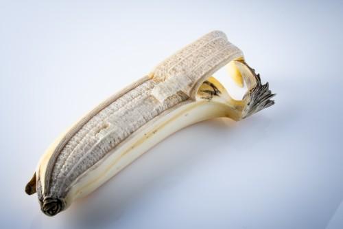 20th century - A Japanese ivory study of a banana