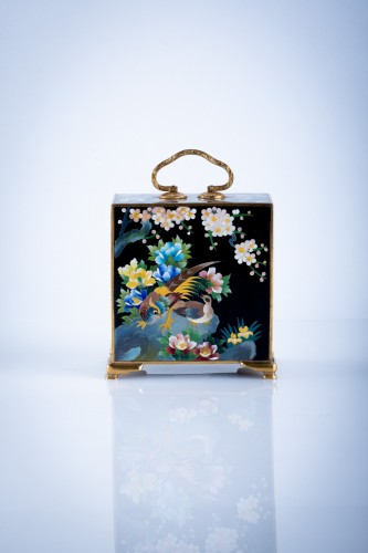 Inaba – A Japanese kodansu cloisonné - Asian Art & Antiques Style