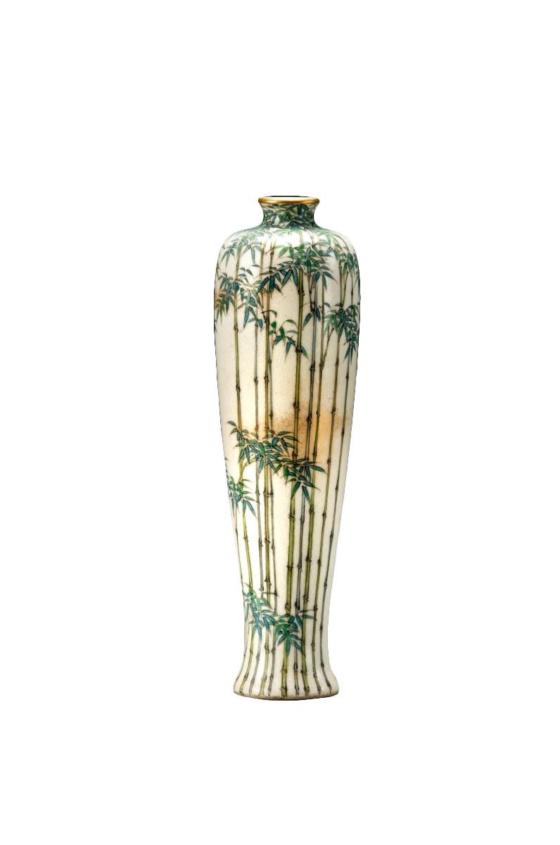 Satsuma vase japanese Antique Satsuma