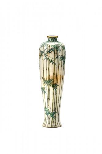 Kinkozan - A Japanese Satsuma vase