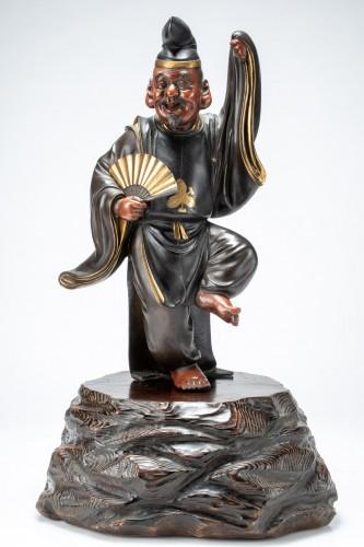 Yoshimitsu ?? – Ebisu ??? - Asian Works of Art Style