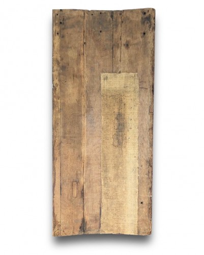 Oak Saint Martha. French, early 16th century. -