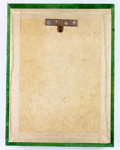 Bronze door knocker back-plate. Northern Italy, late 16th century. - Curiosities Style