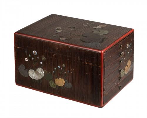 Tansu - Cabinet. Japan Edo early19th