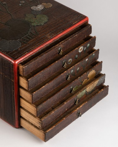 Tansu - Cabinet. Japan Edo early19th  -