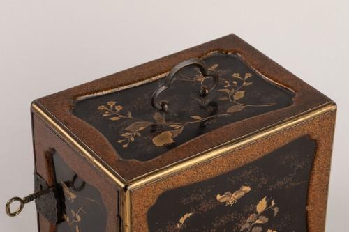 A KODANSU miniature cabinet, Japan Edo 19th century -