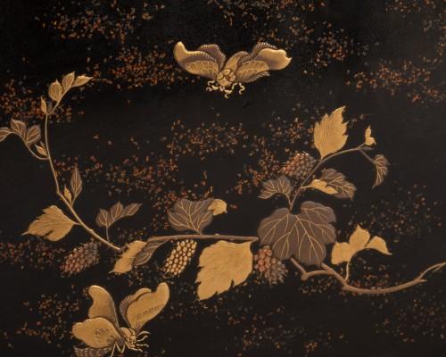 - A KODANSU miniature cabinet, Japan Edo 19th century