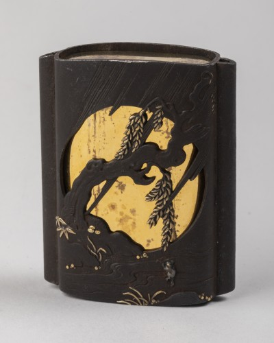 Inro - Ono no MIchikaze, Japan Edo early 19th - Asian Works of Art Style
