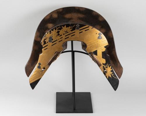 Kura - Saddle, Japan Edo - Asian Works of Art Style