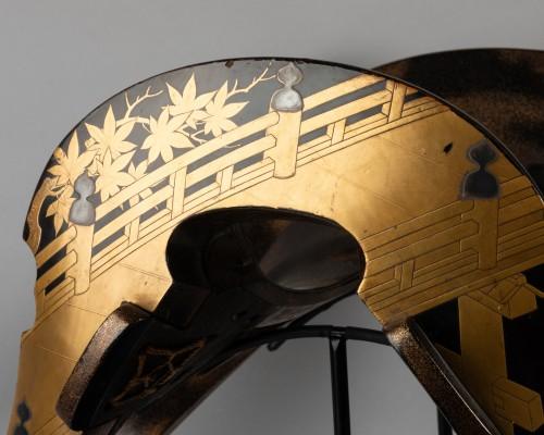 18th century - Kura - Saddle, Japan Edo