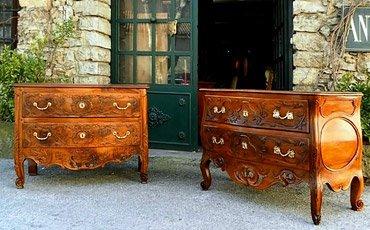 La galerie des antiquaires sur anticstore for Du tellier meuble