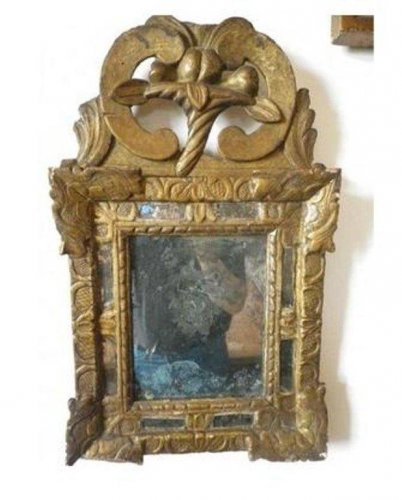 French Regence period mirror