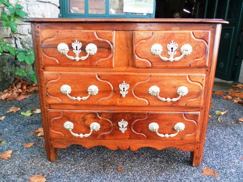 Louis xiv period parisian chest of drawers - Furniture Style Louis XIV