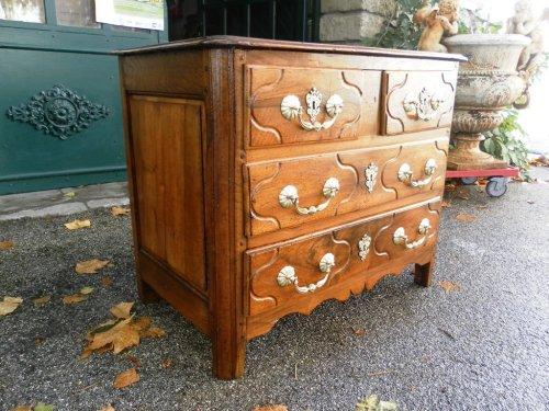 Louis xiv period parisian chest of drawers - Louis XIV