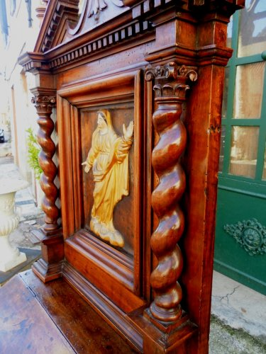 "French 18th Century ""Prie Dieu"" chapel ""Oratoire""  -"